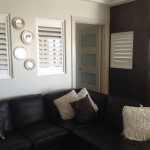 Wall divider shutters - Prestige Blinds, Gold Coast