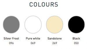 Valance Pelmet Colours