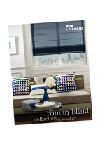 Roman Blinds Brochure - Louvolite