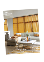 Vertical Blinds - Louvolite